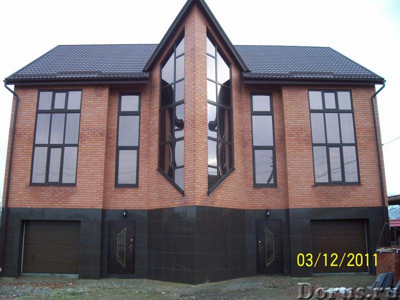 Продаю - Дома, коттеджи и дачи - 3-х этажный дом с мансардой без внутренней отделки можно на 2 хозяи..., фото 1